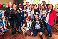 Diversos convidados prestigiaram a comemoração de 7 anos da Loja Hemb durante a noite desta quarta-feira, 7 de junho de 2018. Convidados prestigiam a comemoração de 7 anos da Loja Hemb durante a noite desta quarta-feira, 7 de junho de 2018, em Porto Alegre. FOTO: Felipe Nogs/ Agência Preview