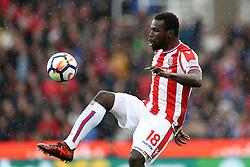 Stoke City's Mame Biram Diouf