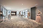 MiuMiu retail brand architectural imagery.<br /> Raf Sanchez, Photographer, Hong Kong, China, Advertising, Campaign, Branding, Photography, Agency. interior, architecture, architectural, retail, commercial