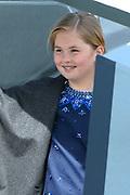 Koningsdag in Dordrecht / Kingsday in Dordrecht<br /> <br /> Op de foto / On the photo: <br /> <br />  Prinses Amalia