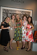 SARAH HEALEY; GEORGIA MCCANN; REBECCA HOSSACK; FRANKIE CHERRY; BEATRICE SARTIRANA; The LAPADA Art & Antiques Fair - private view, Berkeley Sq. London. 12  September 2016