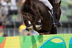 Veniss Pedro, BRA, Quabri de L Isle<br /> Olympic Games Rio 2016<br /> © Hippo Foto - Dirk Caremans<br /> 16/08/16