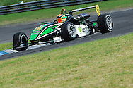 Chelsea Angelo in her OzStaff Racing Formula 3 during the 2014 Shannons Nationals Round 1 - Sandown Raceway. March 29th 2014.