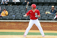 21 May 2016: Louisville's Blake Tiberi. The Wake Forest University Demon Deacons played the University of Louisville Cardinals in an NCAA Division I Men's baseball game at David F. Couch Ballpark in Winston-Salem, North Carolina. Louisville won the game 9-4.
