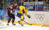 Hockey, Mens - Sweden vs Latvia (Prelim Round)
