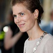 NL/Amsterdam/20200816 - Beatrix bij concert Jeugdorkest, Loco burgemeester van Amsterdam Simone Kukenheim