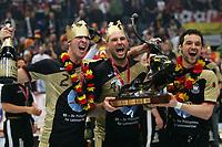 Håndball<br /> VM Tyskland<br /> 04.02.07<br /> Finale <br /> Tyskland - Polen<br /> Pascal Hens , Christian Schwarzer , Markus Baur<br /> Tyskland Verdensmester<br /> DIGITALSPORT / NORWAY ONLY