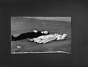 Sleepers, Magdalen Commen Ball, 1988, Test strip from the Oxford Box
