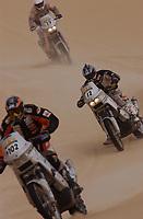 Motor - Paris Dakar 2003 - 14-01.2003<br /> Pål Anders Ullevålseter fra Norge<br /> Foto: Gigi Soldano, Digitalsport