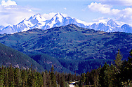 Fabled Shambhala is believed to be near Mount Belukha where the borders of Kazakhstan, Siberia, Mongolia and China meet.  Rises more than 4,500 meters (nearly 15,000 feet) in the Altai Mountains.