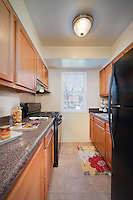 Interior photo of Northpointe Apartment Homes in Hyattsville Maryland by Jeffrey Sauers of Commercial Photographics, Architectural Photo Artistry in Washington DC, Virginia to Florida and PA to New England