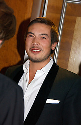 IAIN RUSSELL at the Boodles Boxing Ball in aid of the sports charity Sparks  organised by Jez lawson, James Amos and Charlie Gilkes held at The Royal Lancaster Hotel, Lancaster Terrae London W2 on 3rd June 2006.<br /> <br /> NON EXCLUSIVE - WORLD RIGHTS