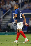 Kylian Mbappe of France during the 2018 Friendly Game football match between France and USA on June 9, 2018 at Groupama stadium in Decines-Charpieu near Lyon, France - Photo Romain Biard / Isports / ProSportsImages / DPPI