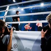 CRO/Zagreb/20130315- K1 WGP Finale Zagreb, reserve bout Dzevad Porturak vs Sergei Lascenko, fotografen