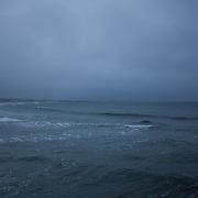 Today's  winter sunrise at Narragansett Town Beach,  .  June  3, 2013.