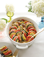 Vegetable tian for the brunch story for the March issue of Capital Style.(Will Shilling/Capital Style)