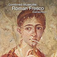 Roman Fresco Painted Wall Antiquities - Pictures Images Photos