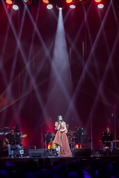 Faia Younan live in Dubai, DSF 2020