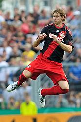 14.08.2010, Sportpark Husterhoehe, Pirmasens, GER, DFB-Pokal, 1.Runde, FK Pirmasens vs Bayer 04 Leverkusen, im Bild Stefan Kie???¸ling (Leverkusen #11), Hochformat / Upright Format, Freisteller, Einzelaktion / Aktion, Ganzkoerper / Ganzk^rper, EXPA Pictures © 2010, PhotoCredit: EXPA/ nph/  Roth+++++ ATTENTION - OUT OF GER +++++ / SPORTIDA PHOTO AGENCY