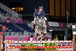 Billot Mathieu, FRA, Quel Filou 13, 335<br /> Olympic Games Tokyo 2021<br /> © Hippo Foto - Stefan Lafrentz<br /> 06/08/2021