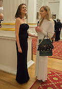 OLIVIA SMART; ELEANOR MASON BROWN, The National Trust for Scotland Mansion House Dinner. Mansion House, London. 16 October 2013