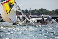 World Match Racing Tour - Energa Sopot Match Race    2015-07-29,  Sopot, Poland    © Copyright 2015    Robert Hajduk - WMRT    All Rights Reserved   