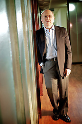 O diretor da Toniolo, Busnello, Humberto César Busnello, empresa que atua em diversas áreas de engenharia, destacando-se nos ramos de construção pesada, construção de túneis, construção civil e urbanismo, obras de saneamento, mineração e beneficiamento. FOTO: Jefferson Bernardes/Folhapress