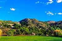 A 9 acre estate overlooking Santa Barbara, California USA.
