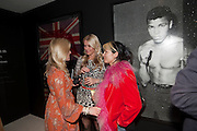 JOSLYN TINKER; TARA VIESNIK; PATRICE DE VILLIERS, Russell Young: American Envy - private view<br /> Scream Gallery Bruton Street, London, 7 April 2011. <br /> <br /> -DO NOT ARCHIVE-© Copyright Photograph by Dafydd Jones. 248 Clapham Rd. London SW9 0PZ. Tel 0207 820 0771. www.dafjones.com. *** Local Caption ***<br /> JOSLYN TINKER; TARA VIESNIK; PATRICE DE VILLIERS, Russell Young: American Envy - private view<br /> Scream Gallery Bruton Street, London, 7 April 2011. <br /> <br /> -DO NOT ARCHIVE-© Copyright Photograph by Dafydd Jones. 248 Clapham Rd. London SW9 0PZ. Tel 0207 820 0771. www.dafjones.com.