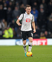 Derby County's Alex Pearce<br /> <br /> Photographer Mick Walker/CameraSport<br /> <br /> The EFL Sky Bet Championship - Derby County v Birmingham City - Tuesday 27th December 2016 - iPro Stadium - Derby<br /> <br /> World Copyright © 2016 CameraSport. All rights reserved. 43 Linden Ave. Countesthorpe. Leicester. England. LE8 5PG - Tel: +44 (0) 116 277 4147 - admin@camerasport.com - www.camerasport.com