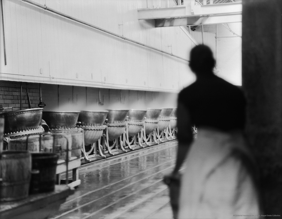 Boiling Room, Hartley Jam Factory, England, 1928