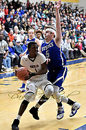 Oberlin vs. Northwestern varsity basketball on March 10, 2017 Images © David Richard and may not be copied, posted, published or printed without permission.