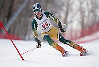 FIS Mens Giant Slalom at Dartmouth Skiway March 18, 2011.
