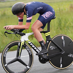 KNOKKE HEIST (BEL) July 10 CYCLING: <br /> 3th Stage Baloise Belgium tour Time Trial: Manon Bakker