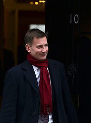 © Licensed to London News Pictures. 08/05/2012. Westminster, UK . Secretary of State for Culture, Olympics, Media and Sport Jeremy Hunt. Ministers on Downing Street today 8th May 2012. Photo credit : Stephen Simpson/LNP