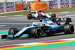 May 10, 2019 - Barcelona, Spain - Rokit Williams of George Russell during the practices of the GP Spain Formula 1, on 10th May 2019, Barcelona, Spain. (Credit Image: © Joan Valls/NurPhoto via ZUMA Press)