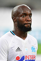 Lassana Diarra of Marseille during the French Ligue 1 match between Marseille and Lorient at Stade Velodrome on August 26, 2016 in Marseille, France. (Photo by Dave Winter/Icon Sport)