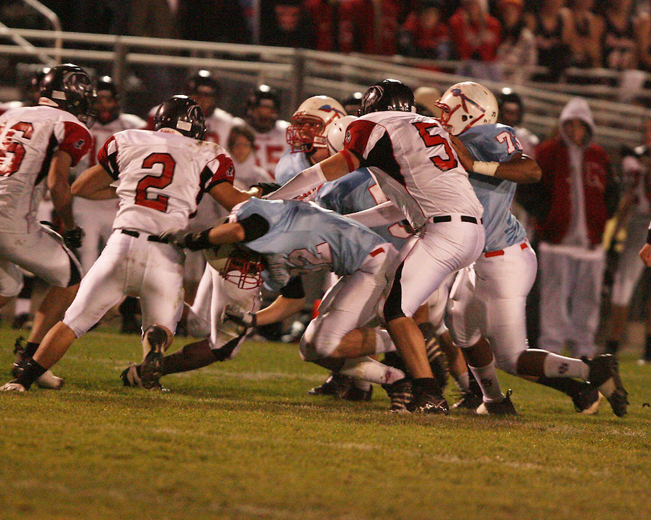 Saint Joseph's High School Varsity Football 2008.Saint Joseph's (28) vs. Northwood (34)