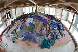 Choeung Ek - Clothing From Victims