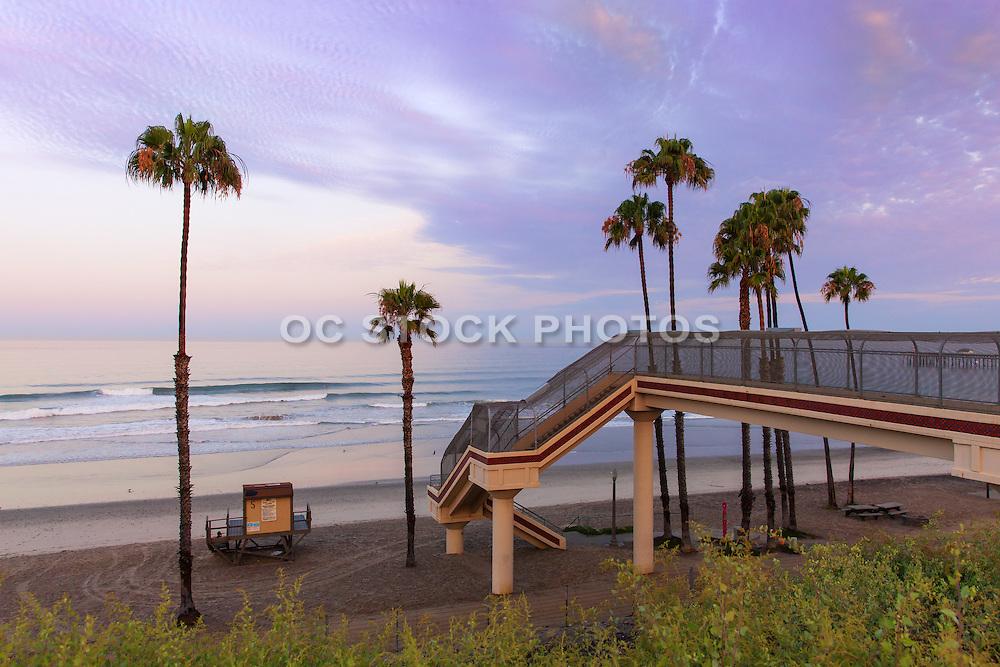 T-Street Beach of San Clemente