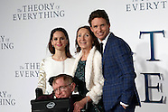 The Theory of Everything - UK film premiere