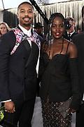 Michael B. Jordan, and Lupita Nyong'o