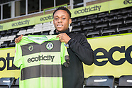 Forest Green Rovers 24-01-2019. Transfer News 240119