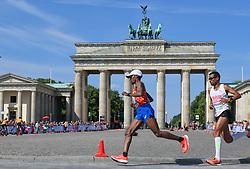 12-08-2018 ATLETIEK: EUROPESE KAMPIOENSCHAPPEN: BERLIJN<br />Abdi Nageeye moest in de slotfase opgeven.<br /><br />Foto: SCS/Erik van Leeuwen