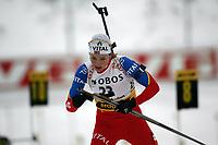 Biathlon, 09. december 2004, World Cup, Oslo, Liv Grete Skjelbreid Poiree , Norge