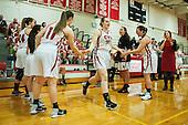 Brattleboro vs. Champlain Valley Union Girls basketball 12/22/16
