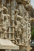 India, Rajasthan, chittorgarh the fort a bas relief