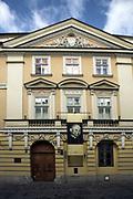 Muzeum Archidiecezjalne Kardynala Karola Wojtyly, ulica Kanonicza w Krakowie<br /> Kanonicza Street, Cracow, Poland