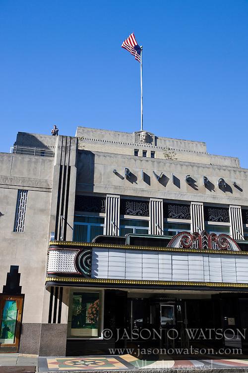 Riviera Theatre, King Street, Charleston, South Carolina, United States of America.