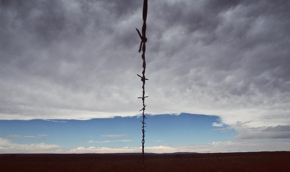 Dividing the Sky - The Navajo-Hopi land dispute, Arizona